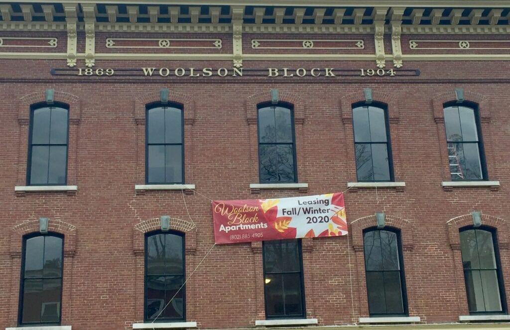 woolson block